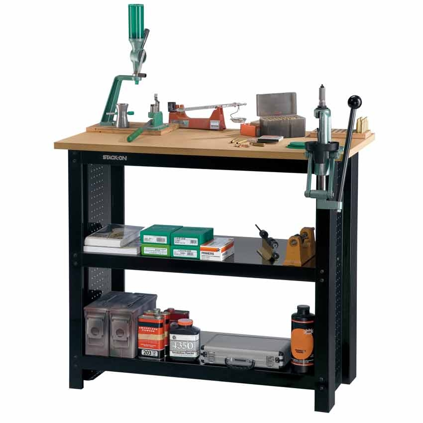 Stack On Reloading Bench