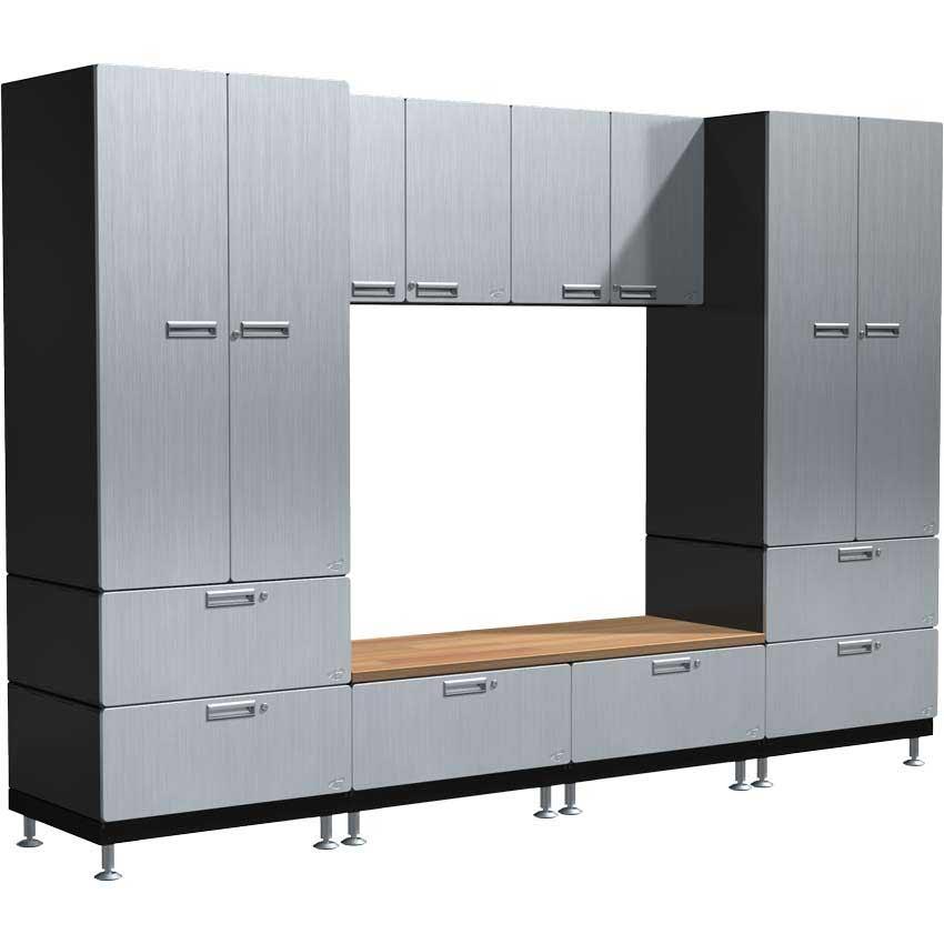 Garage cabinets companies garage cabinets portland for Kommode 80 hoch