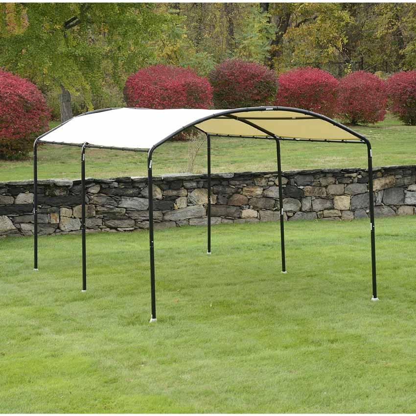 Shelter Logic 10x18 Monarc Canopy & ShelterLogic 10x18 Monarc Canopy 25867