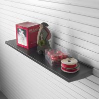 Gladiator GAWA48SFRG Shelf-48 inch