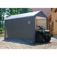 Shelter Logic 6x12x8 Shed-in-a-Box