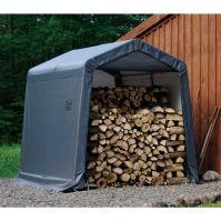 Shelter Logic 8x8x8 Shed-in-a-Box