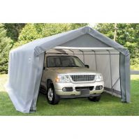 Shelter Logic 12x20x8 Peak Style Instant Garage