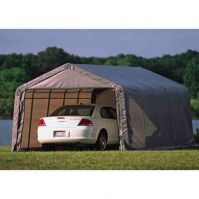 Shelter Logic 13x20x10 Instant Garage Heavy Duty