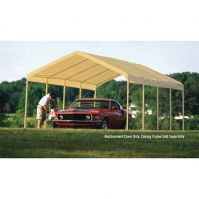 *Avail 11/15 Shelter Logic 12x26 Canopy Replacement Cover for 2 in. Frame