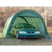 Rhino Shelter Portable Garage 12 ft or 14 ft Wide Round Style