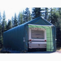 Rhino Shelter RV Style Portable Building 14 ft Wide