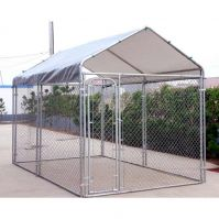Rhino Shelter Dog Kennel w/Canopy 7.5 ft Wide