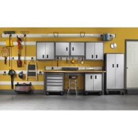 Gladiator Welded Garage Storage Cabinet Set-23 pc.