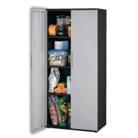 Stack-On Gorta RTA Tall Storage Cabinet