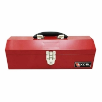 Excel Portable 14.2 inch Metal Toolbox