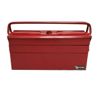 Excel Cantilever 19.5 inch 5-Tray Metal Toolbox