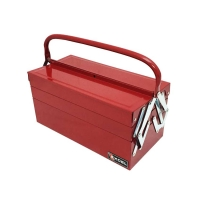 Excel Cantilever 15.9 inch 5-Tray Metal Toolbox