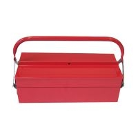 Excel Cantilever 14.6 inch 3-Tray  Metal Toolbox
