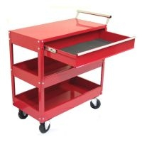 Excel Tool Cart 2-Tray w/Drawer