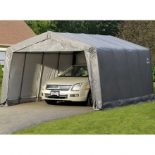 Shelter Logic 12x16x8 Peak Style Shelter