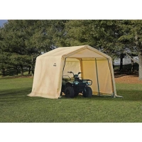 Shelter Logic 10x10x8 Shed-in-a-Box