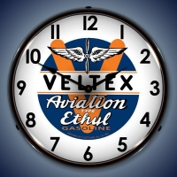 USC Veltex Aviation Lighted Clock
