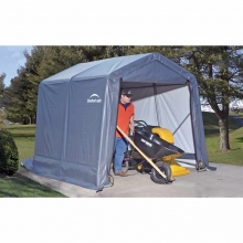 *Avail 11/30  Shelter Logic 8x12x8 Peak Style Shelter