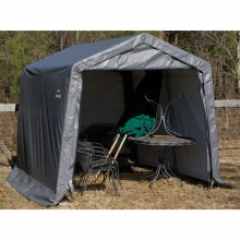 Shelter Logic 10x8x8 Peak Style Shelter