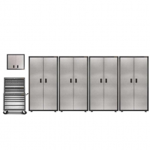 Gladiator Premier-7 pc Cabinet Set
