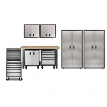 Gladiator Premier-13 pc Cabinet Set