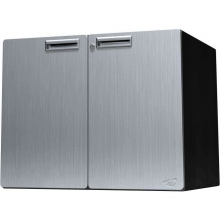 Hercke Stainless Steel 24 inch Lower Storage Cabinet