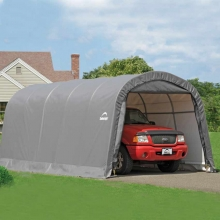 Shelter Logic 12x20x8 Garage in a Box Roundtop
