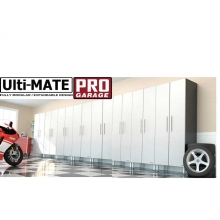 Ulti-MATE Pro 8-Pc.Tall Storage Cabinet Kit