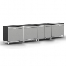 Ulti-MATE Pro 2 Door Base Cabinet Package