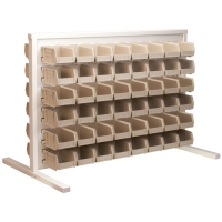 Akro ReadySpace Bench Rack Kits- Double-Sided