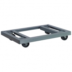 Akro-Mils 24 x 36 in. Open Angle Steel Dolly - Lips Down