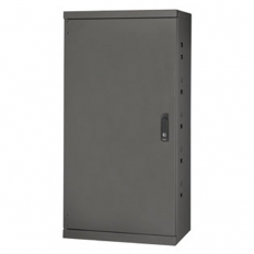 Akro-Mils Steel Door Secure Mini Cabinet, W/8 Drawers