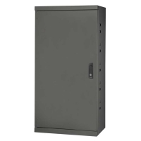 Akro-Mils Steel Door Secure Mini Cabinet, w/13 Assorted Drawers