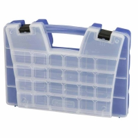 Akro-Mils Medium Portable Plastic Organizer