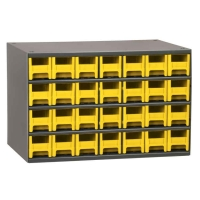 Akro-Mils Steel Storage Cabinet - 20 Drawers