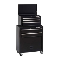 Waterloo 26 inch 5-Drawer Tool Center w/Panel