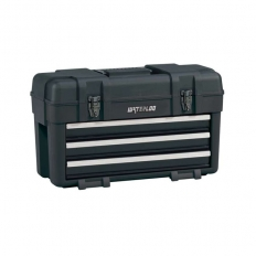 Waterloo 3-Drawer Plastic Portable Chest