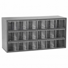 Akro-Mils 18 Drawer Econ Cabinet with Steel Frame