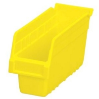 Akro-Mils ShelfMax Plastic ShelfMax Bins 30040 | Case of 16