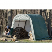 *Avail 10/30  Shelter Logic 11x8x10 Round Style Shelter