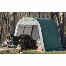 *Avail 10/30  Shelter Logic 11x16x10 Round Style Shelter