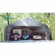 Shelter Logic 26 Wide x 16 High Peak Style Shelters