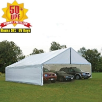 Shelter Logic 24x40 Canopy Replacement Cover for 2-3/8 in. Frame
