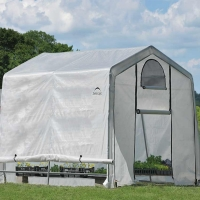 Shelter Logic GrowIT Greenhouse-in-a-Box 10 x 10 x 8 ft