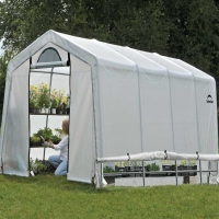 Shelter Logic GrowIT Greenhouse-in-a-Box 10 x 20 x 8 ft