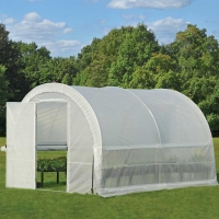 ShelterLogic Organic Growers Pro Roundtop Greenhouse 10 x 13 x 8