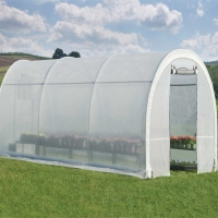 ShelterLogic Organic Growers Pro Roundtop Greenhouse 10 x 19.8 x 8