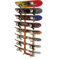 Del Sol Racks Skateboard Display - 8