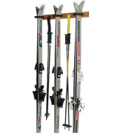 Del Sol Racks Vertical Ski storage - 3